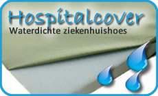 Hospitalcover matrashoes allergie